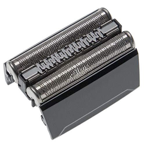 vhbw 1x Scherkopf passend für Braun Typ 5020s, 5030s, 5040s, 5050cc, 5070cc, 5080cc, 5090cc, 5748, 5749 Rasierer, schwarz