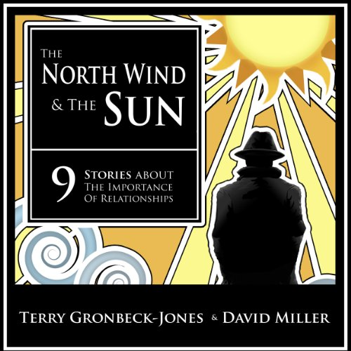 The North Wind and the Sun audiobook cover art