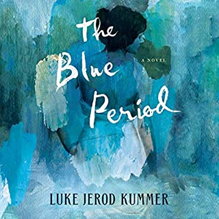 The Blue Period audiobook cover art