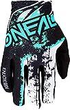 Oneal 0391-509 Handschuhe, Erwachsene, Unisex, Schwarz/Teal, M