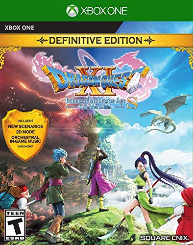 DRAGON QUEST XI S: Echoes of an Elusive Age - Definitive Edition...