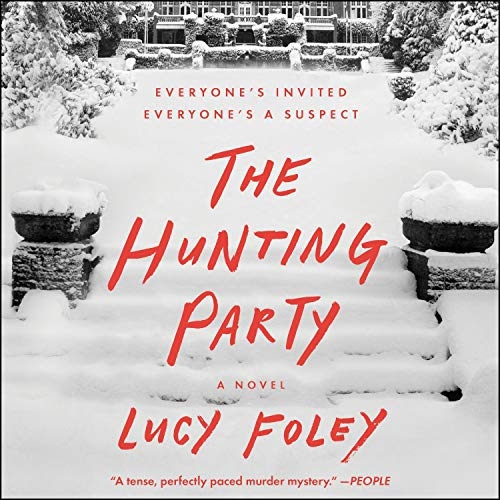 The Hunting Party  By  cover art
