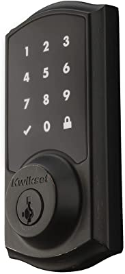 Kwikset 99150-002 Satin Nickel SmartCode Deadbolt