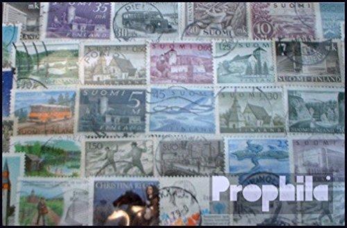 Prophila Collection Finnland 150 Verschiedene Marken (Briefmarken für Sammler)