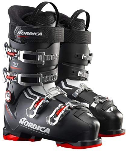 Nordica Cruise 70 Ski Boots 2020 - Men's Black/White/Red 27.5