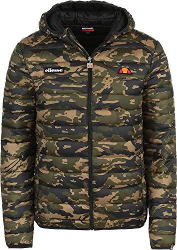 ellesse Herren Jacke Camouflage S