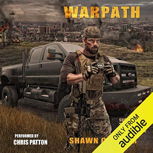 Warpath  By  cover art
