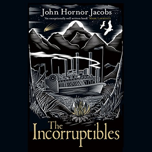 The Incorruptibles audiobook cover art