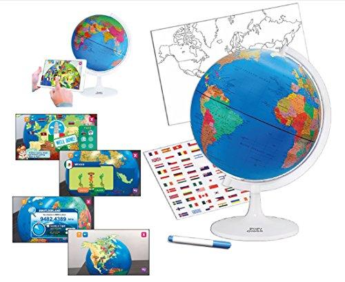 Cefa Toys Terráqueo Globo, Multicolor (21836)