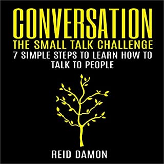Conversation: The Small Talk Challenge audiobook cover art