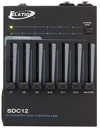 ADJ Products 12 CHANNEL BASIC DMX CONTROLLER (SDC12)