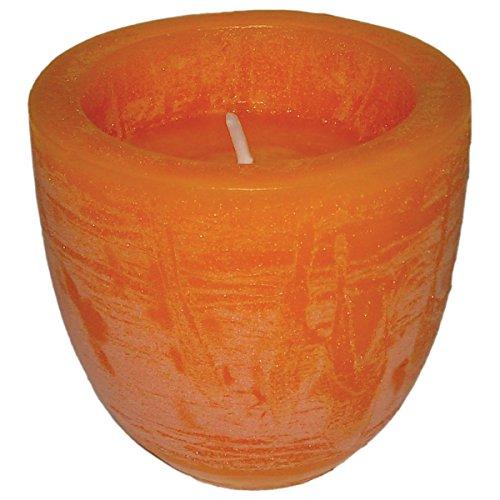 Laroom Vela, Parafina, Naranja