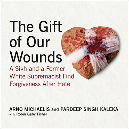 The Gift of Our Wounds audiobook cover art