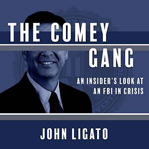 The Comey Gang cover art