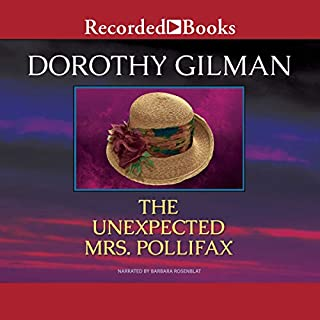 The Unexpected Mrs. Pollifax cover art