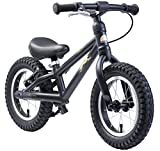 BIKESTAR Mountain Kinderlaufrad Lauflernrad Kinderrad für Jungen und Mädchen ab 3 - 4 Jahre   12...