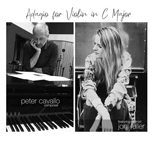 Adagio for Violin in C Major