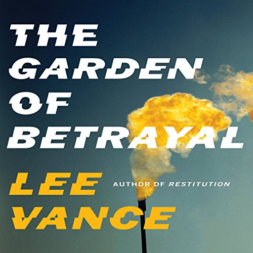 The Garden of Betrayal audiobook cover art