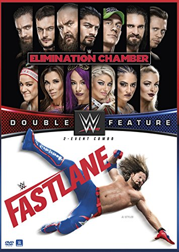 WWE: Elimination Chamber/Fastlane 2018 (DBFE)