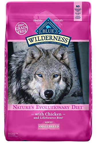 BLUE Wilderness High Protein Grain Free