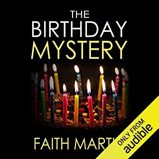 The Birthday Mystery cover art