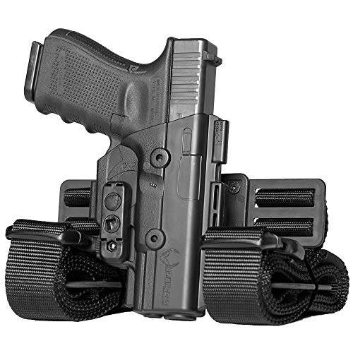 ShapeShift Driver Defense Holster S&W M&P Shield 40 (Right Handed)