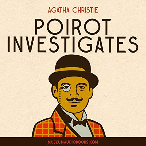 『Poirot Investigates』のカバーアート