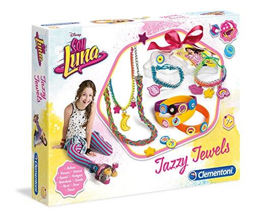 Clementoni 15170.7 Disney Soy Luna Poppiger Schmuck