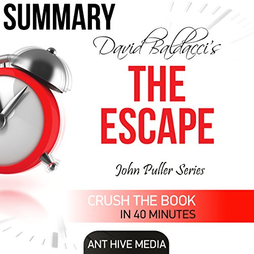 David Baldacci's The Escape Summary & Review audiobook cover art
