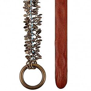 51oi9XkIToL. SS300  - GUT INSTINKT - Cinturón de cuero italiano de lujo artesanal - ROMA