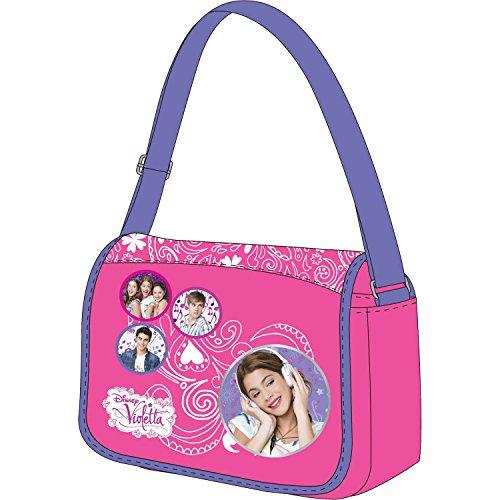 Disney - Violetta. Sac à bandoulière