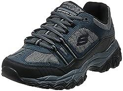 Skechers Afterburn Slip on Sneaker