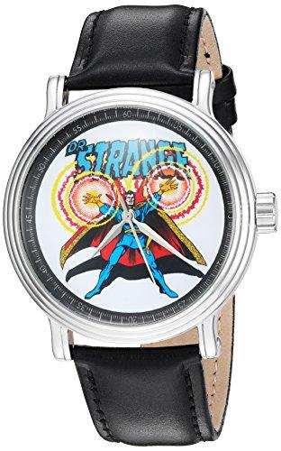 Marvel Reloj Analógico para Hombre de Cuarzo W002855