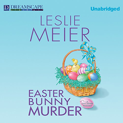 Easter Bunny Murder audiobook cover art