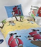 daydream 5071208Piraten Bettbezug 140x 200cm +