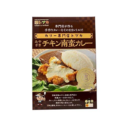 カリー専門店 トプカ みやざきチキン南蛮カレー 310g