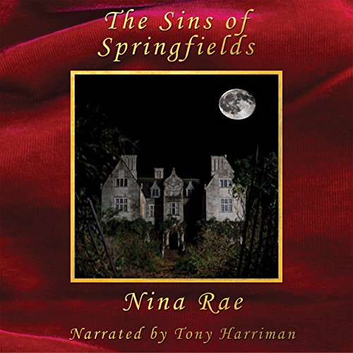 The Sins of Springfields audiobook cover art