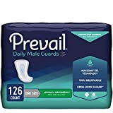 Prevail Guards for Men, Maximum Absorbency, 126 Count