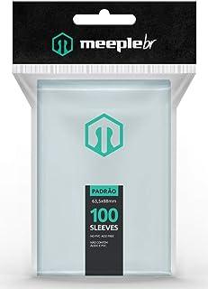 Sleeves MeepleBR - PADRÃO (63,5x88mm)