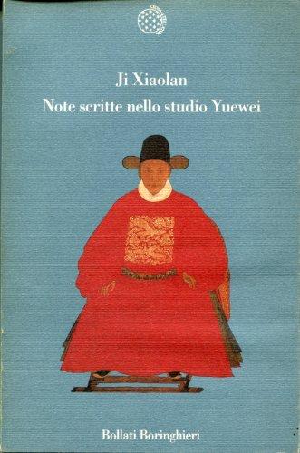 Note scritte nello studio yuewei