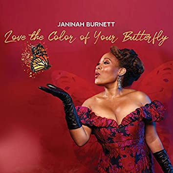 Love the Color of Your Butterfly