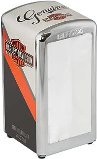 Harley-Davidson Nostalgic Bar & Shield Vintage Napkin Dispenser HDL-18568