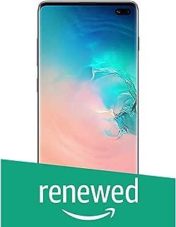(Renewed) Samsung Galaxy S10 Plus Ceramic White, 12GB RAM, 1TB Storage