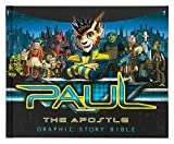 Paul the Apostle: Graphic Story Bible (Hardcover) – Inspirational and Action-Packed Bible Story for Kids...