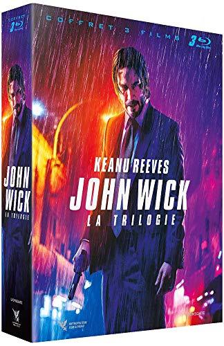 John Wick-La Trilogie en Blu-Ray