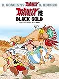 Poster Eliteprint Asterix und der schwarz-goldene Asterix