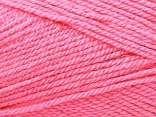 King Cole Big Value Baby Knitting Yarn DK 231 Fuchsia - per 100 gram ball