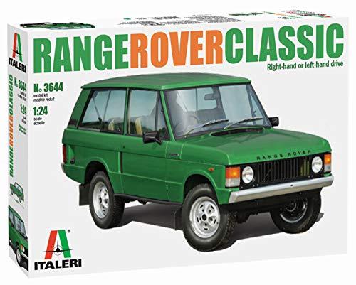Italeri IT3644 Modellino Veicolo, Range Rover Classic, Scala 1:24