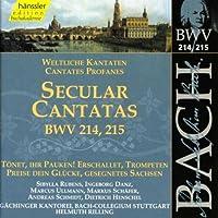 Bach;Secular Cantatas Bwv214