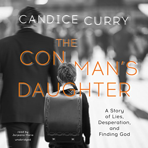 The Con Man's Daughter audiobook cover art